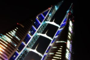 Bahrain WTC 3 by lostreality91