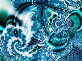 Underneath the Fractal by FractalMBrown