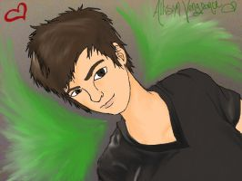 Anthony Padilla by allisynVengeance