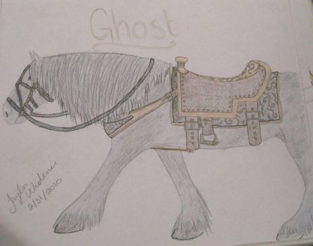 Ghost by TaylorMarie1990