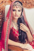 Asian Bridal shoot 7 by visualsoup