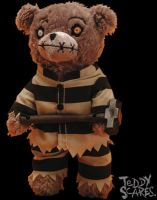 Granger Evermore Teddy Scare by TheTBGallery