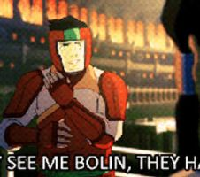They see me Bolin.. by Meedle23