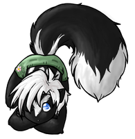 D-Corp: Eastern Spotted Skunk by arafel