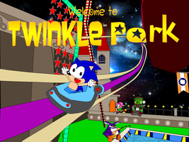 Sonic Adventure - Twinkle Park by Cuddlesnowy
