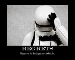 Stormtrooper - Regrets by SonjaPhotography