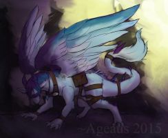 The Fall by Ageaus