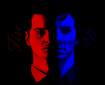 Sherlock - Fire and Ice by beth193