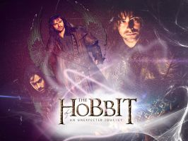 The Hobbit - Kili III by Gem88
