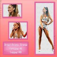 Ariana Grande pack png by MiliSwaggy