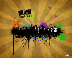 Miami Grunge Style by MPow