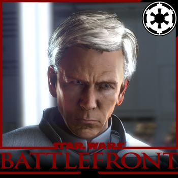 Star Wars Battlefront - Orson Krennic (RELEASE) by Yare-Yare-Dong