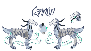 Cannon by Lalaloraa
