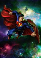 Superman (Classic) by AdilSantosa
