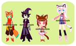 .:leftovers OTA adopts CLOSED:. by MotherAdopts