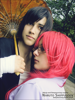 Anywhere With You - Sasuke and Karin by dewymorning