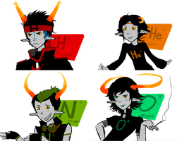 fANTROLLS- lOWBLOODS, by The--Summoner