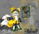 :: Tails :: by SiNGE-0