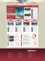 Honeymoons - webdesign by VictoryDesign