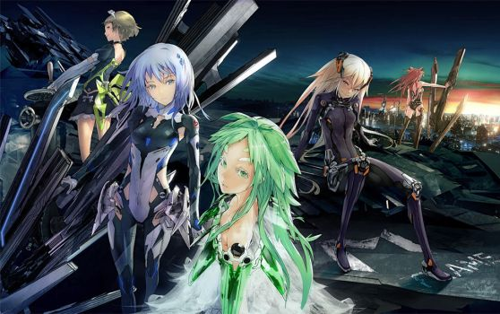 BEATLESS by redjuice999