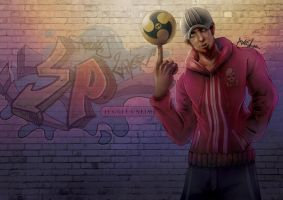 Stree Player- Juggle Unlimited by tori33