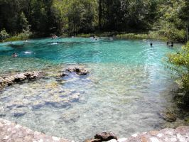 Cold Water Springs 2 by Outofthisworld