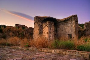 Ruins in calabria by FeelTheKick666