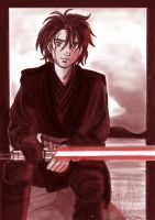 Anakin Skywalker by Yamatoking