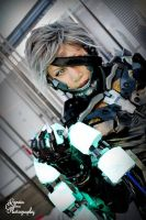 Raiden with ripped spines by Cosplay4FunUltimate