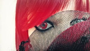 Red burlesque by Voltrotz