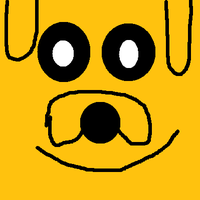 Jake The Dog by AstroBoy122