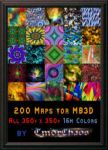 200 MB3D maps by CmdrChaos