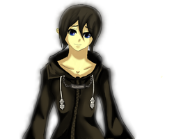 Xion by CheckerBoardJester