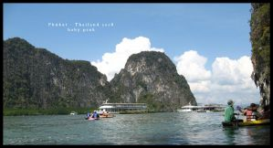Thailand by baby-pink