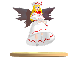 MMD Trophy: Yas Lily White by Rea-Usax