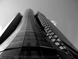 Glass tower by Suomonev