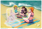 [H is base] Summer contest by Margo-sama