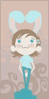 immabunny. by amism
