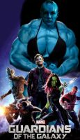 Guardians of the Galaxy by 04Brutale