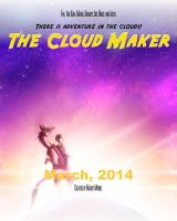 The Cloud Maker  Movie Poster by RiseJackFrost