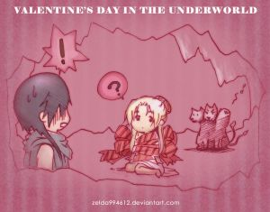 Valentine's Day in Underworld