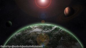 Space Background (4) by cjlou-the-bejeweler