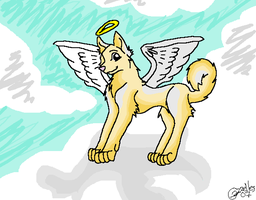 My First Tablet Picture by Gazzelles