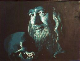 Hector Barbossa by 17dragonrider17
