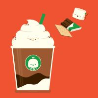 S'mores Frappe! by orangecircle