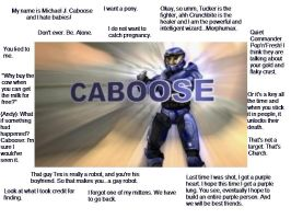 Caboose Wallpaper by chibana08