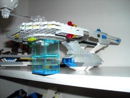 Lego Enterprise NCC-1701-A 1 by ENT2PRI9SE