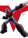 Mazinga Third by OptimusPraino