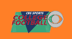 cbs college picks college football logo