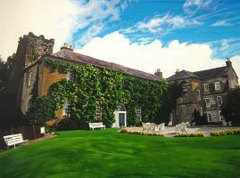 Ballymaloe House by eastcorkpainter